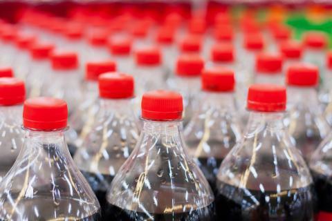 Botellas de Coca-Cola