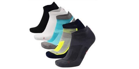 Calcetines tobilleros deportivos para mujer