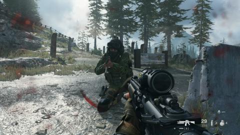 Call of Duty embargada 25 oct 13