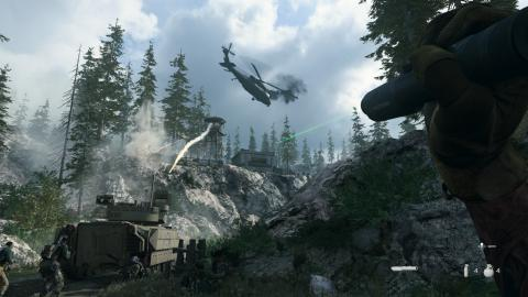 Call of Duty embargada 25 oct 14