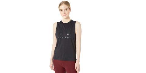 Camiseta deportiva para mujer: media maratón