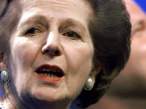Se dice que Margaret Thatcher ha dormido solo cuatro horas por noche.