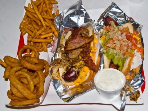 Dieta poco saludable