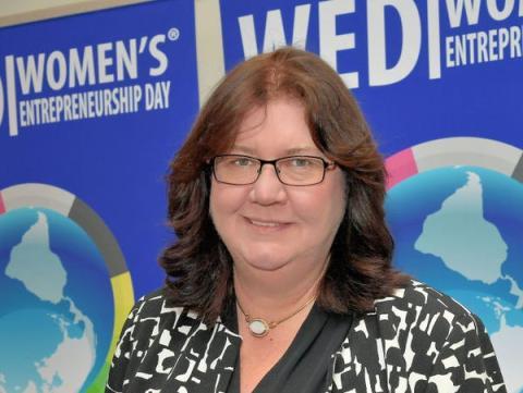 Eileen Murray, co-directora ejecutiva, Bridgewater Associates