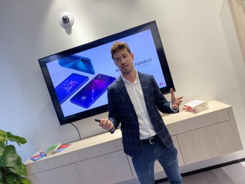 Fabio Arena, Product Manager de Huawei España