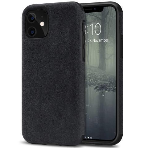 Funda de cuero para el iPhone 11