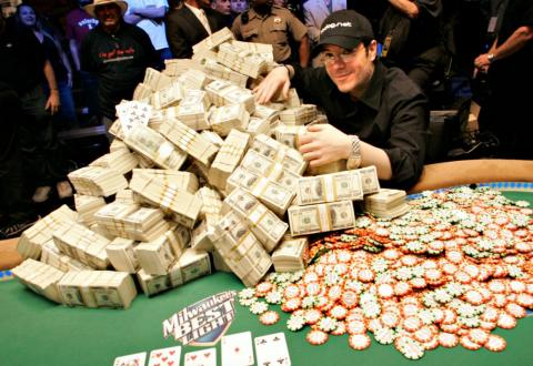 Gambling is in principle illegal.
