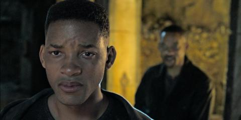 Will Smith, en Géminis.