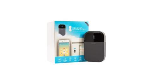 Aire acondicionado y dispositivo para compatibilizarlo con comandos de voz