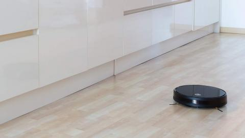 Mejor robot aspirador para suelos de madera IKOHS NETBOT S15