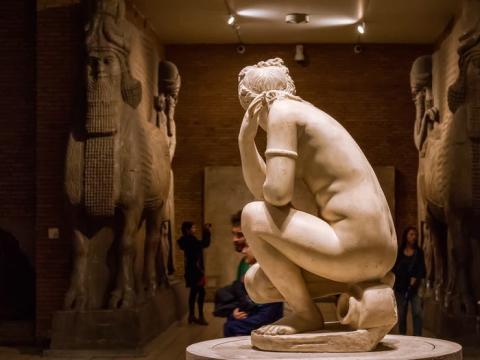 Inaugurado en 1753, el British Museum es el museo más visitado del Reino Unido.