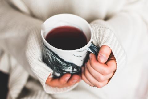 infusiones, té