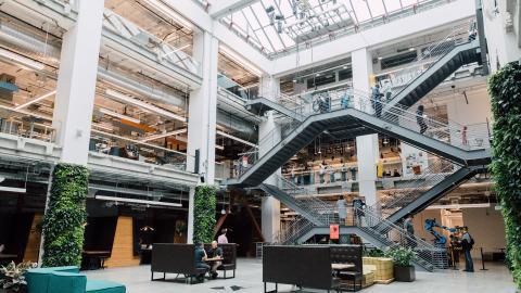 Una de las instalaciones de Google X