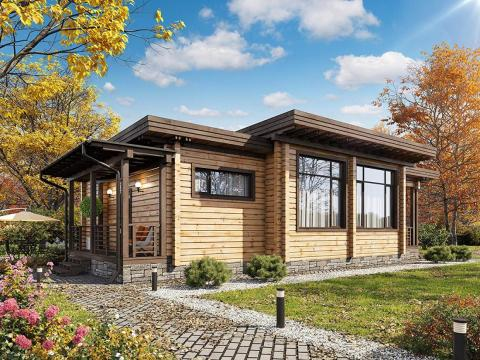 An interesting tidbit: The maximum handling time that sellers are allowed to put in the Amazon system is 30 days. Many tiny-home listings, including this $64,000 Ecohousemart log house, note that the delivery time can extend to