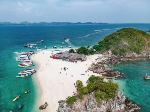 Los turistas ya no están permitidos en la isla de Koh Kai.