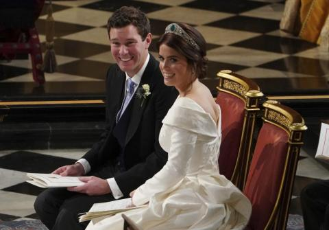 Jack Brooksbank is the most recent person to marry into the family, having wed Princess Beatrice in October 2018. Brooksbank, who works in the hospitality industry, has not become a working royal. He does, however, support Eugenie