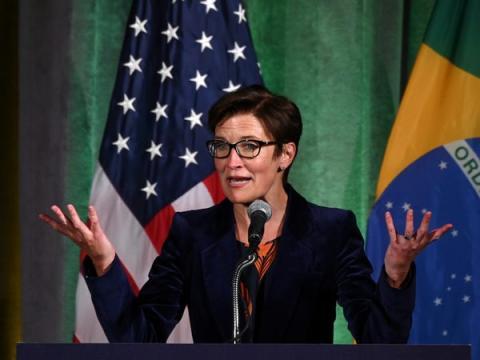 Jane Fraser, CEO, Citigroup Latinoamérica