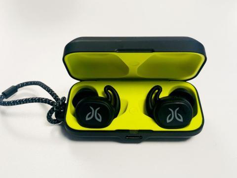 Los auriculares inalámbricos Jaybird Vista son mi par ideal para correr.