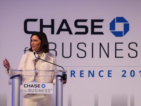 Jenn Piepszak, Director Financiero, JPMorgan Chase & Co.