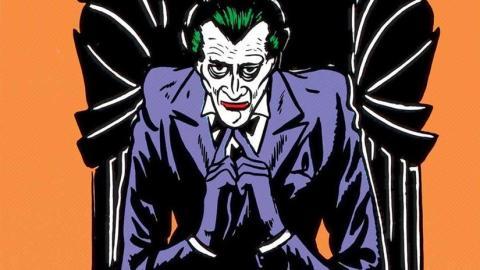 Joker en Batman Nº1
