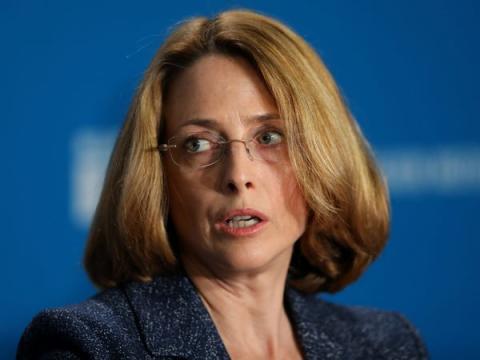 Julie Monaco, directora global de cobertura de banca corporativa y de inversión para el sector público, Citigroup