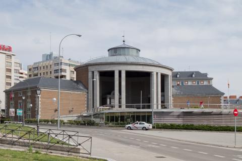 Junta Municipal del distrito Moncloa - Aravaca.