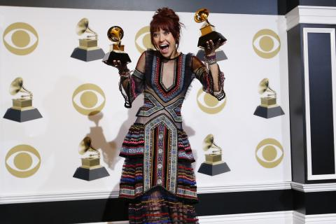 Lauren Daigle ganadora de dos Grammy