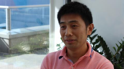 Levi Lee, responsable europeo de Realme