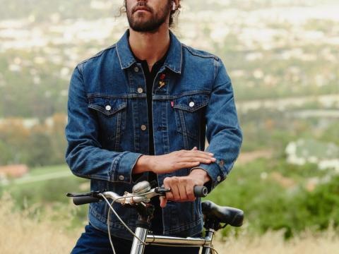 The Levi's Trucker Jacket with Jacquard by Google starts at $198 and costs up to $248. It will be available sometime this fall in the US, UK, Australia, France, Germany, Italy, and Japan.