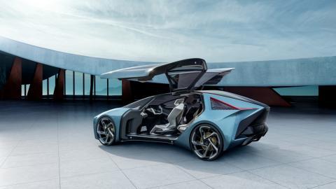 Lexus LF30  'Mobility for all', o cuando el futuro de Toyota pasa por las soluciones de movilidad, los coches autónomos y hasta por una ciudad impulsada por nitrógeno… y no sólo por vender coches lexus lf30 12