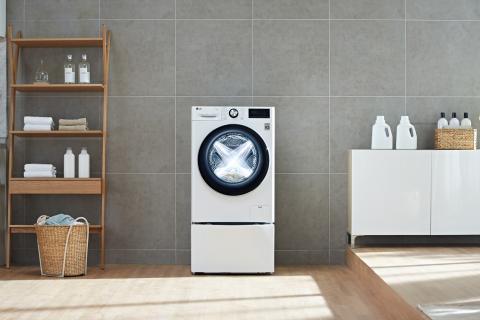 LG lavadora inteligencia artificial