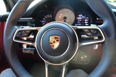 El Macan S es sin duda un coche agradable para pasar el tiempo.