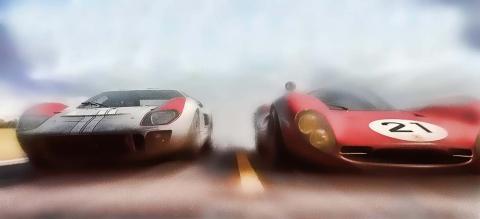 Le Mans 66, Ford contra Ferrari