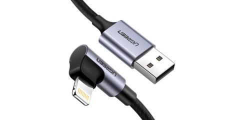 Mejor cable en forma de L compatible para iPhone
