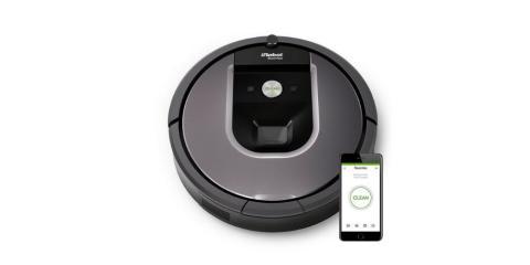 mejor robot aspirador iRobot Roomba 960