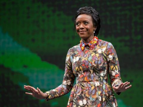 Mellody Hobson, co-CEO, Ariel Investments