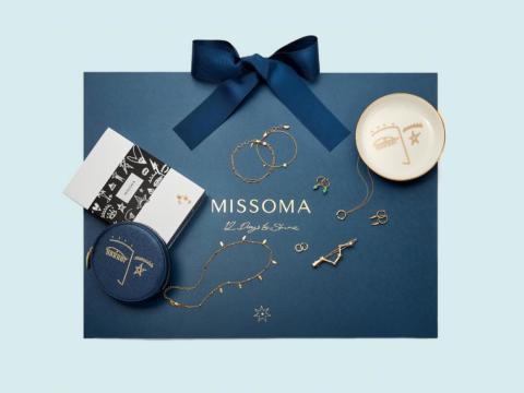 El calendario de Missoma ya está disponible para su compra.