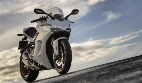 Modificación del uso de la moto