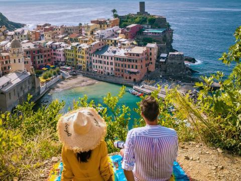 El elevado número de visitantes, en parte, se debe a que los cruceros añaden más destinos italianos a sus itinerarios.