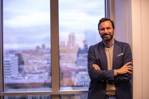 Norberto Mateos, director general de Intel en España y Portugal.