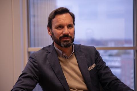 Norberto Mateos, director de Negocio Empresarial para EMEA y responsable de Intel España