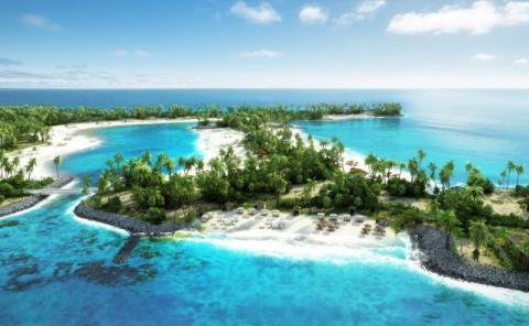 Ocean Cay desarrollará programas de recuperación y protección de corales.