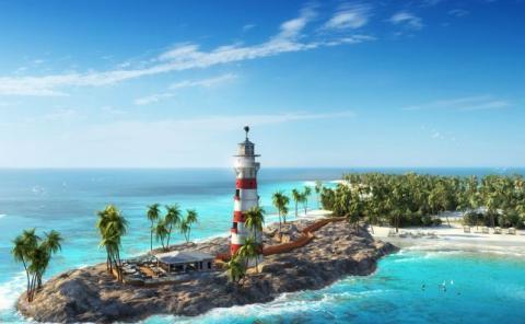 Ocean Cay MSC Marine Reserve se inaugurará el 9 de noviembre.