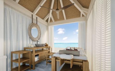 Ocean Cay ofrecerá opciones para divertirse y también relajarse.