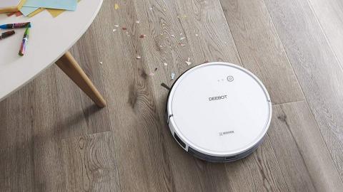 Ofertas Amazon: robot aspirador Ecovacs Deebot 600 por 155 euros