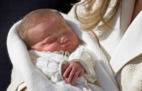 El 31 de octubre de 2005 nace la Princesa Leonor.