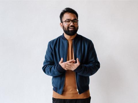 Kazi trabajó en Facebook durante seis años como jefe de producto.