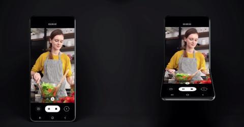 Samsung concepto móvil plegable