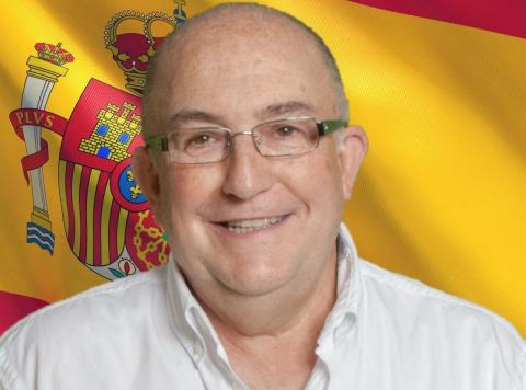 Santiago Abascal, padre del líder de Vox.