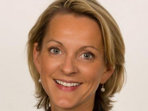 Sasha Wiggins, jefe de personal del grupo, Barclays